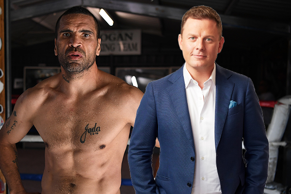Article image for Ben Fordham slams Anthony Mundine for joining the anti-vax brigade
