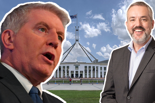 Article image for 'For God's sake!': Senior Labor MP hangs up on our Political Editor