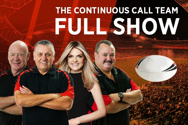 Continuous Call Team – Full Show Sat 13th April 2019