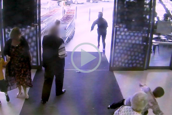 Article image for 81yo woman hospitalised after group of teens ransack Casula store