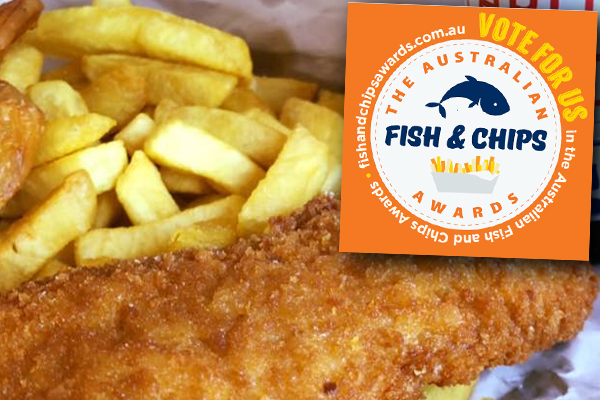 Where is Australia's BEST fish and chips?