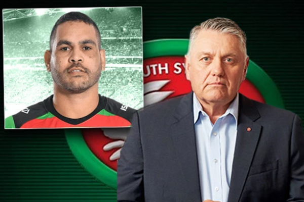 Article image for 'In the middle of all the other drama in his life' Greg Inglis checks in with Ray Hadley
