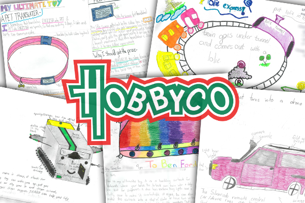 Article image for Check out the winners of Ben Fordham's incredible Hobbyco competition!