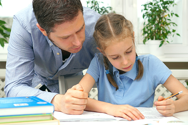 Article image for 'Doing it all off their own back': Homeschooling on the rise