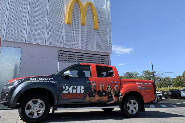 Fan Day- McDonald's Norwest