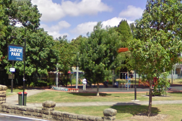Man arrested after approaching children for sex at Marrickville Park