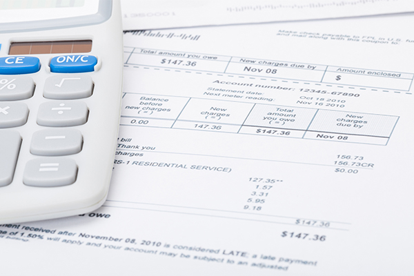 'Check everything': Are your power bills guesstimated?