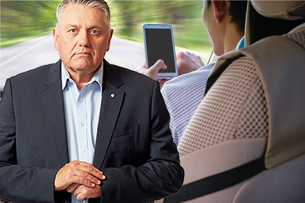 Article image for 'Something has to give': Ray Hadley's plan to crack down on mobile use