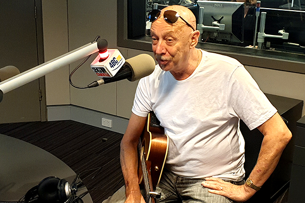The legendary Russell Morris reveals what he almost named his new album