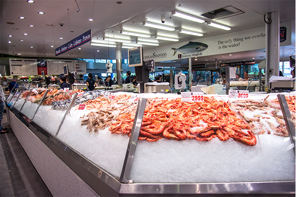 Large crowds expected at Sydney Fish Market