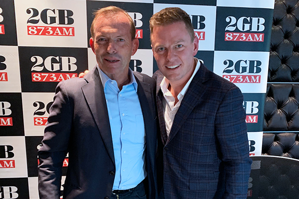 Tony Abbott insists Queen's Birthday honour 'a team award'