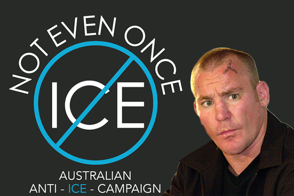 Former Origin player Kevin Campion joins anti-ice campaign