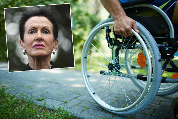 Clover Moore advised to replace the word 'disabled' with 'access inclusion seekers'