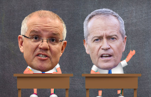 Article image for Election 2019: The Morrison/Shorten report card — Week 1