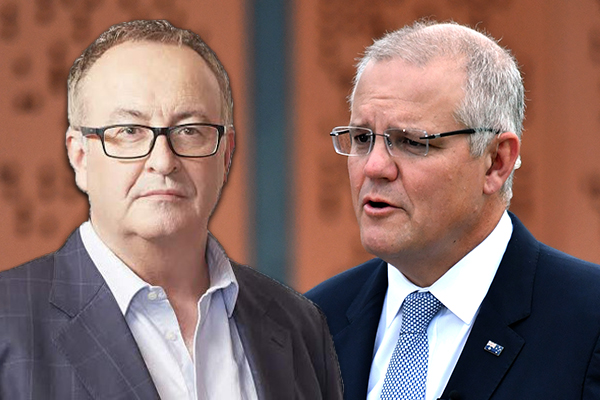 Article image for Chris Smith grills PM on preference deals with 'appalling' Clive Palmer
