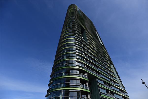 Article image for Almost half of Opal Tower residents still shut out of their homes