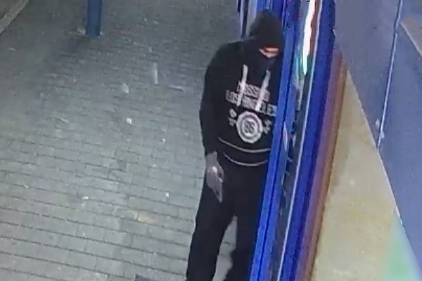 Police release CCTV footage of terrifying armed robbery at Subway store