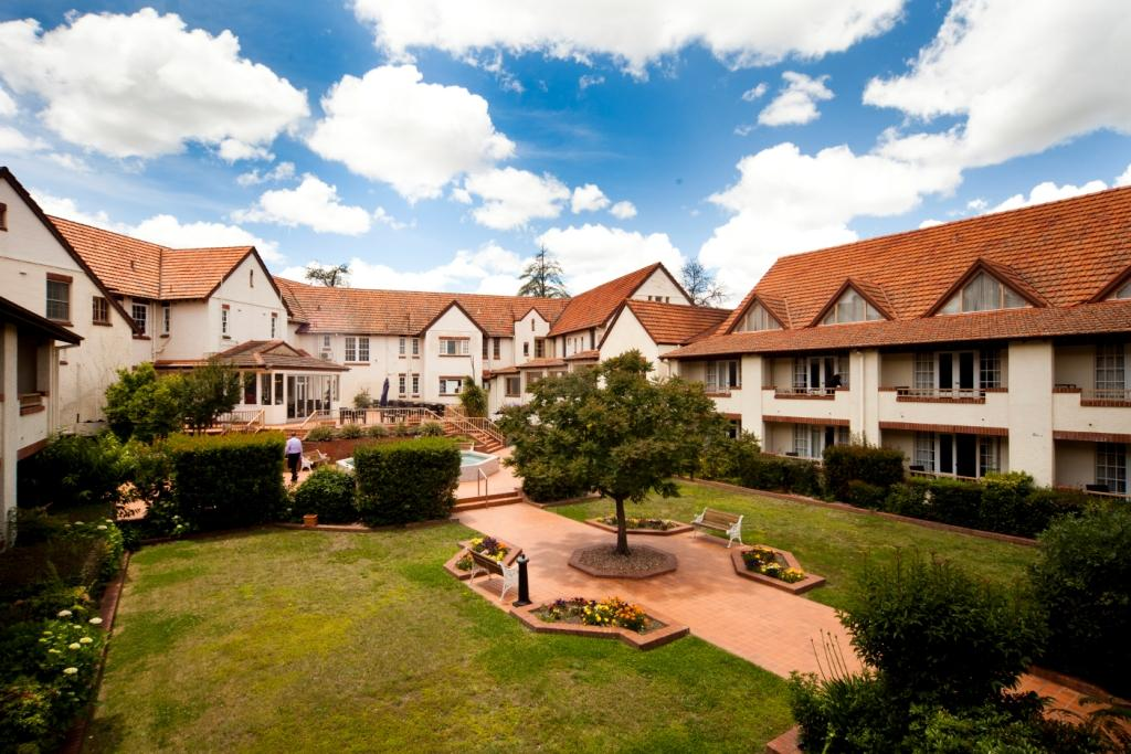 Hotel of The Week – Mercure Canberra