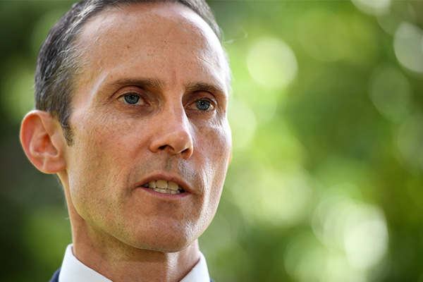 Article image for Andrew Leigh promises 'big economic gains' under Labor
