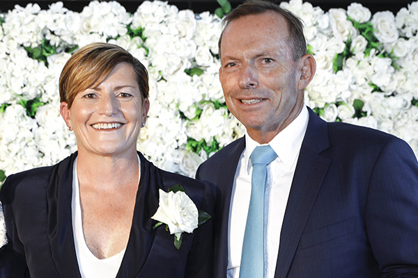 Article image for 'National tragedy': Christine Forster speaks out about her brother's election campaign