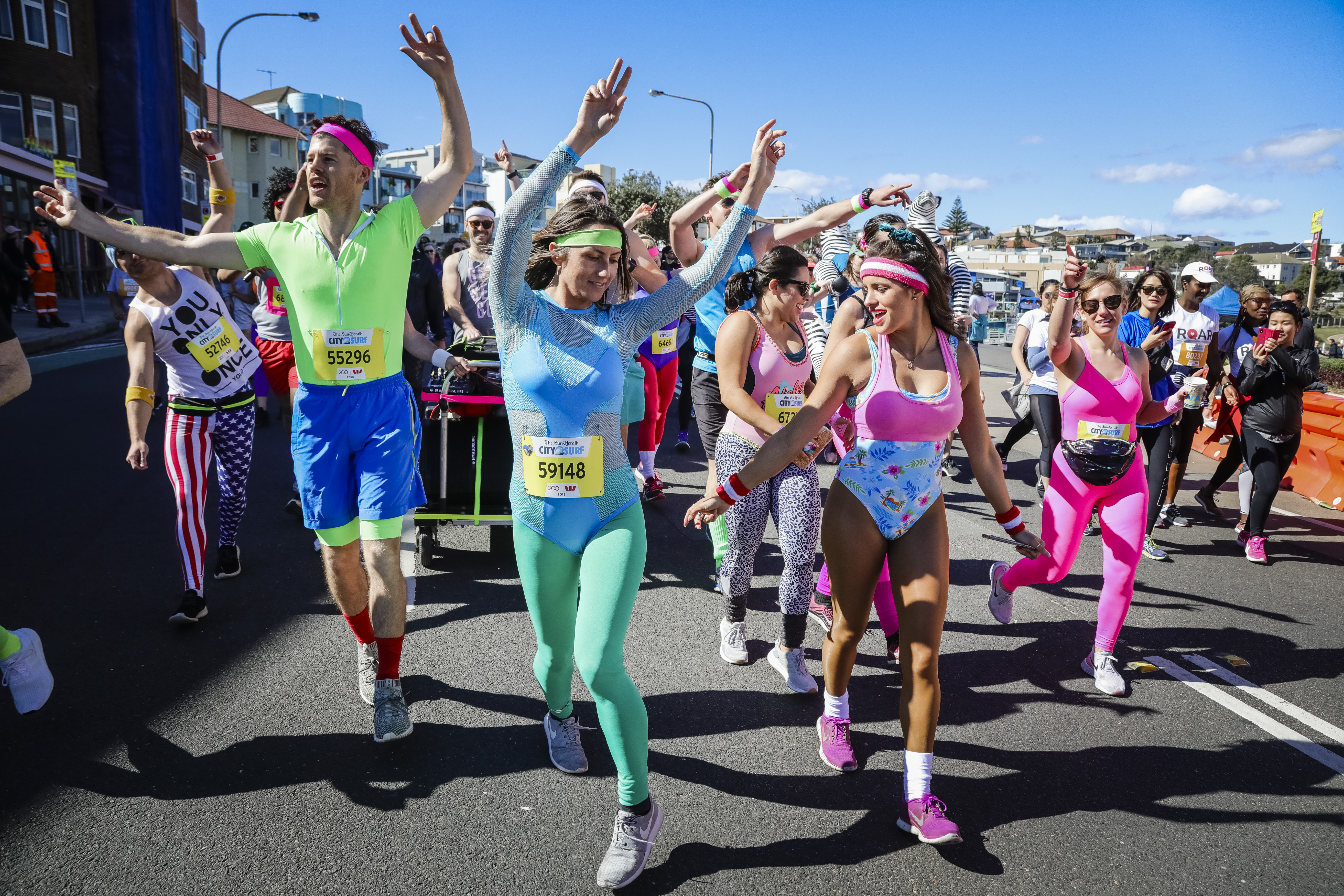 The Sun-Herald City2Surf presented by Westpac