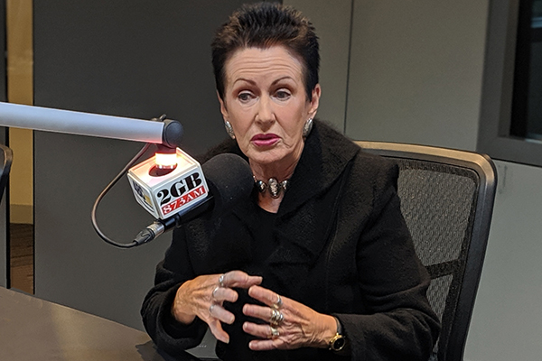 Article image for 'What's wrong with you Gladys?': Clover not consulted about lockout laws review