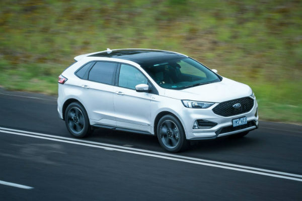 Ford's new Endura SUV, an impressive newcomer but needs petrol power