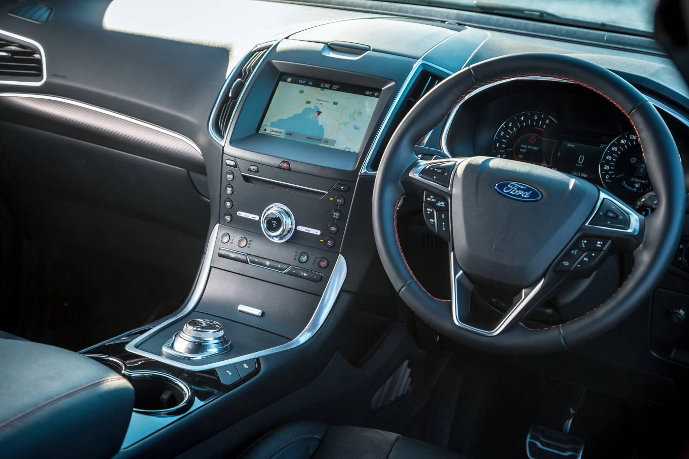 Ford Endura 3
