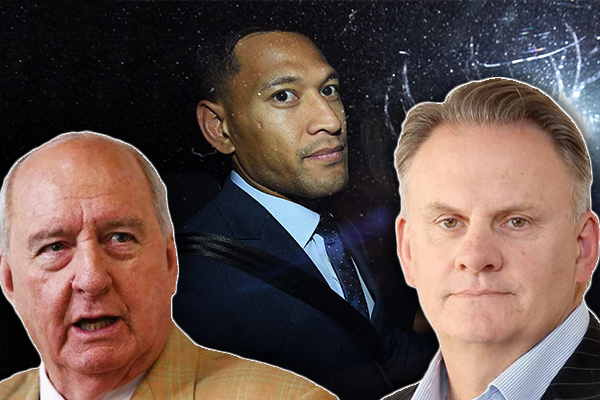 Article image for 'Most outstanding political speech I've ever read': Mark Latham on Israel Folau