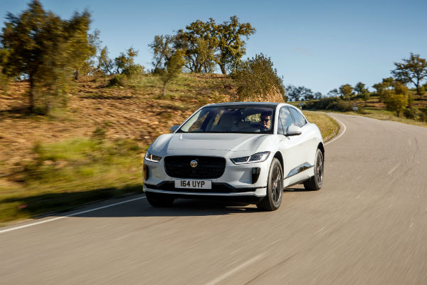 Awd Electric Car >> Jaguar S First Electric Vehicle The I Pace Awd Suv With Impressive