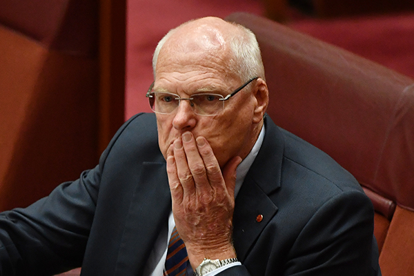Article image for 'I need a miracle': Jim Molan's fight amid 'magnificent' Liberal win