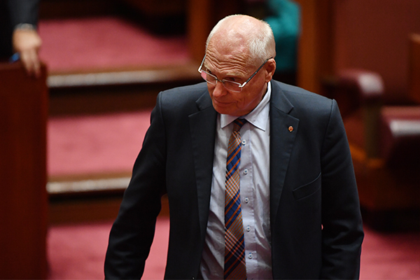 Jim Molan says wave of illegal boats was expected