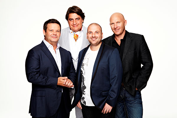 George Calombaris doesn't see an end for MasterChef anytime soon