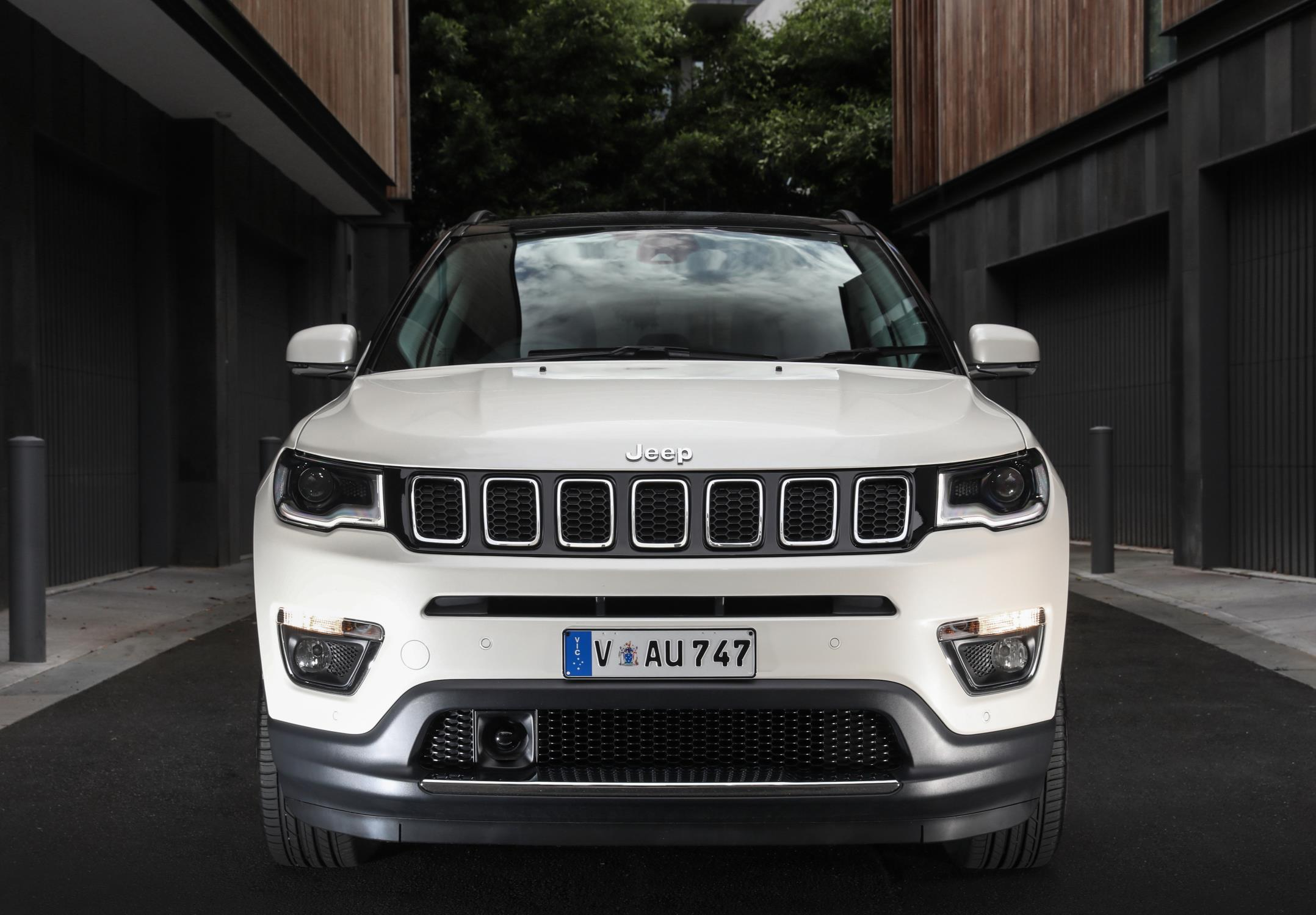 New Jeep Compass Limited 2