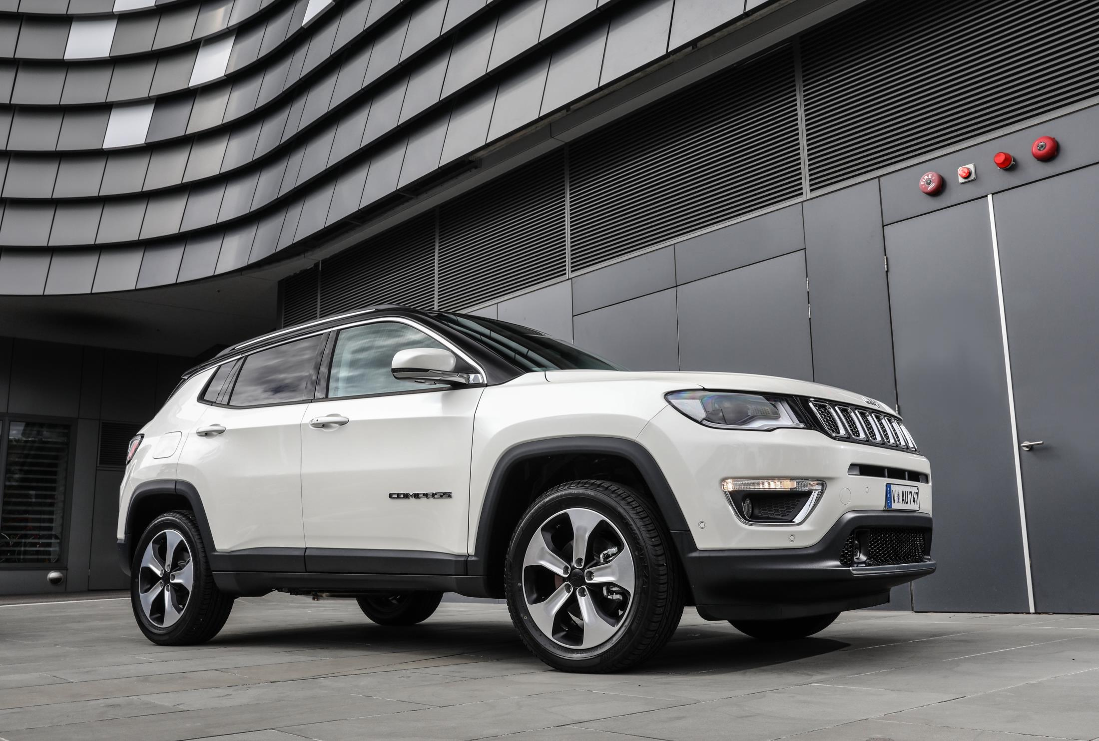 New Jeep Compass Limited 4