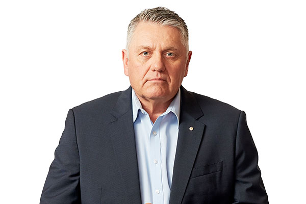 'It hit me like a tonne of bricks': Ray Hadley opens up about his health scare