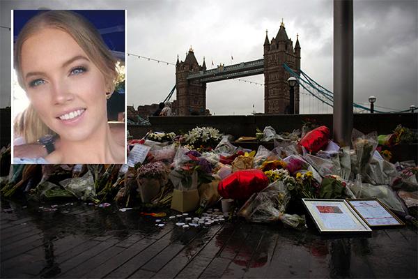 Parents of Sara Zelenak to attend inquest into London Bridge terror attack