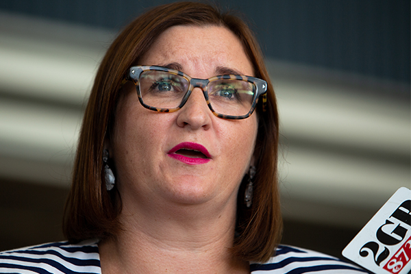 Article image for Education Minister 'not happy' with NAPLAN fail