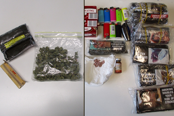 Exclusive: Major contraband bust at Parklea Jail