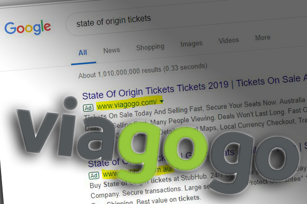 Google finally bans dodgy ticket website Viagogo