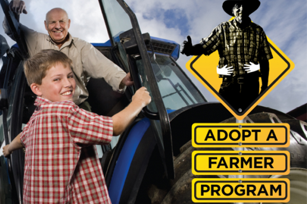 Article image for DONATE | Adopt a drought-affected farmer
