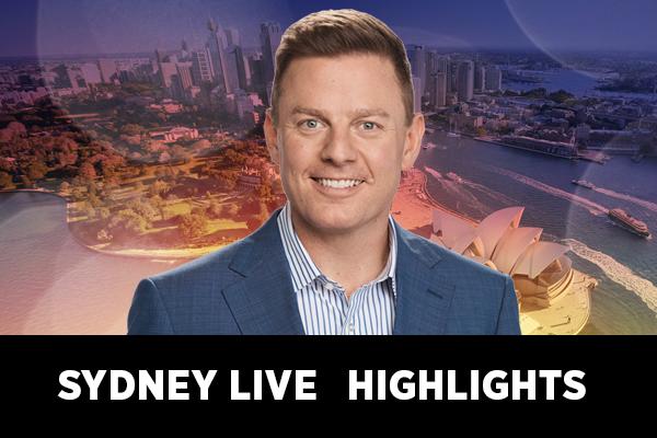 Ben Fordham – Sydney Live
