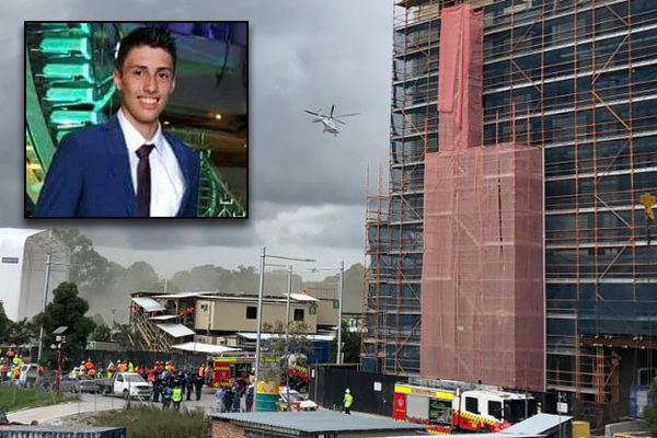 Article image for State government considering industrial manslaughter laws after 18yo's death