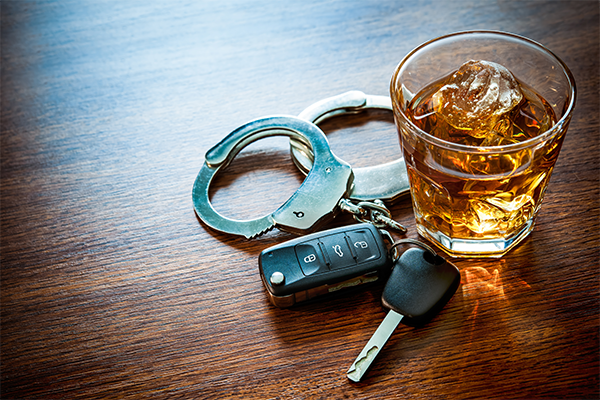 Worst drink driving areas revealed
