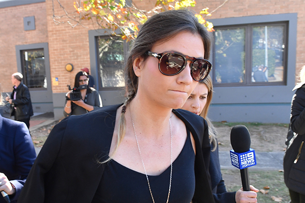 Article image for Harriet Wran avoids jail time for latest crimes