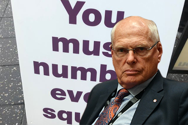 Article image for Jim Molan slams Labor's 'dirty trick'