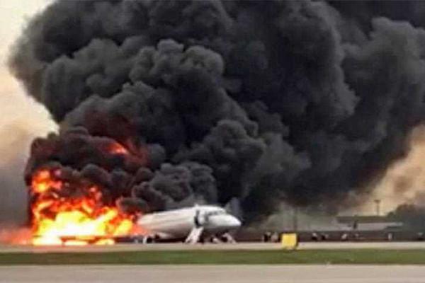 Dozens dead in Russian plane disaster