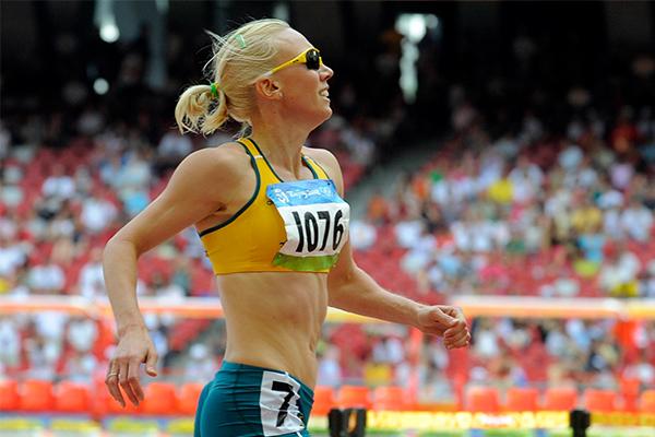 'It really concerns me': Top Aussie runner speaks out against transgender athlete
