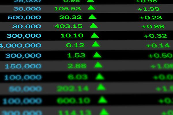 Stock market nears record highs
