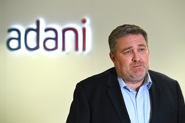 Article image for Adani to create nearly 10,000 jobs as project gets underway